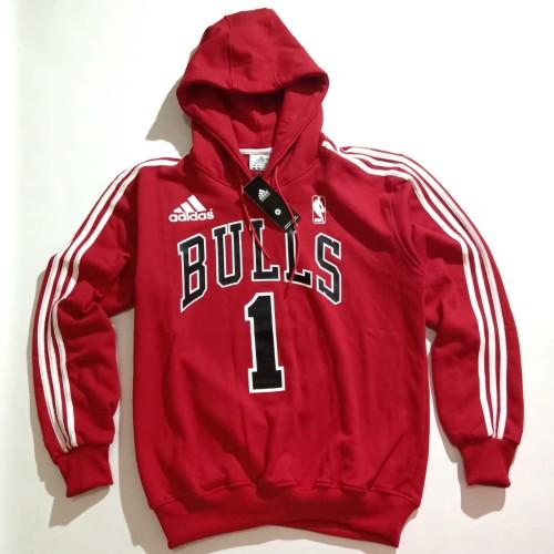 Calendario estante entrar  Jual Jaket Hoodie Premium Adidas Chicago Bulls - Merah, M - Kota Bandung -  DERRY CLOTH   Tokopedia