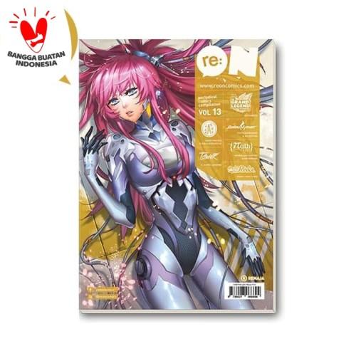 Foto Produk re:ON Comics Volume 13 Komik Reon dari re:ON Comics