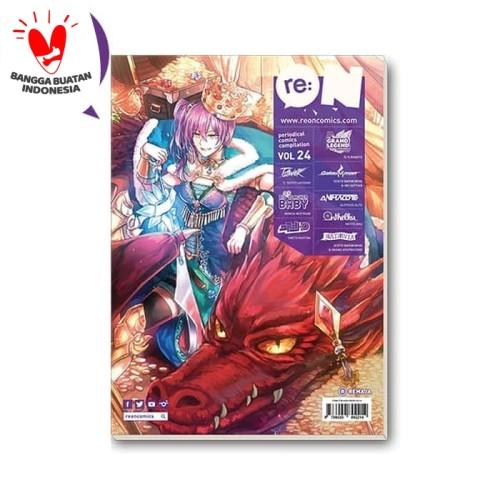Foto Produk re:ON Comics Volume 24 Komik Reon dari re:ON Comics