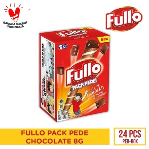 Foto Produk FULLO STICK 9GR [1 BOX ISI 24PCS] - CHOCOLATE dari OT STORE OFFICIAL