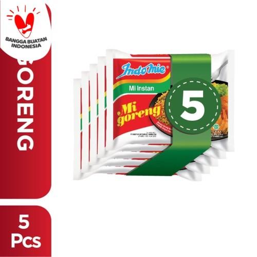 Foto Produk 5 Pcs - Indomie Goreng Spesial dari Indomie Official Store
