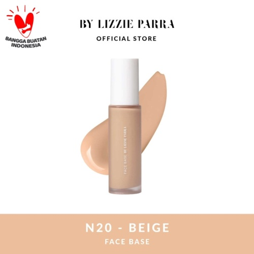 Foto Produk FACE BASE BLP - N20 - BEIGE dari BLP Beauty