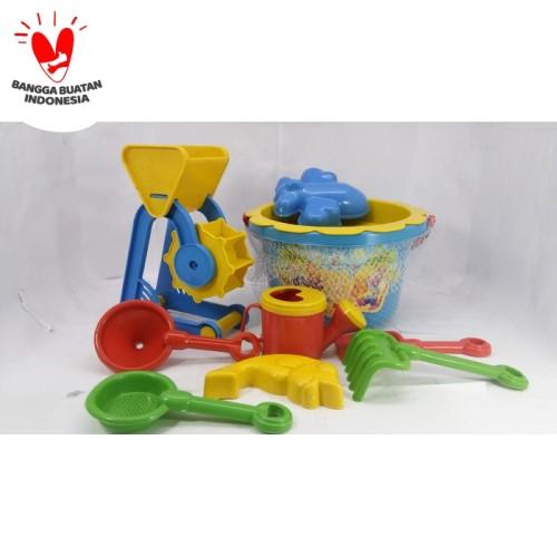 Foto Produk mainan ember cetakan pasir pantai dari MAG TOYS