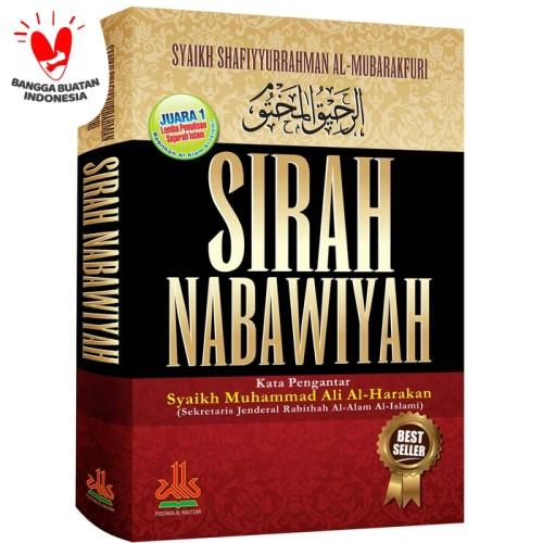 Foto Produk Sirah Nabawiyah (Hard Cover) dari Pustaka Al-Kautsar