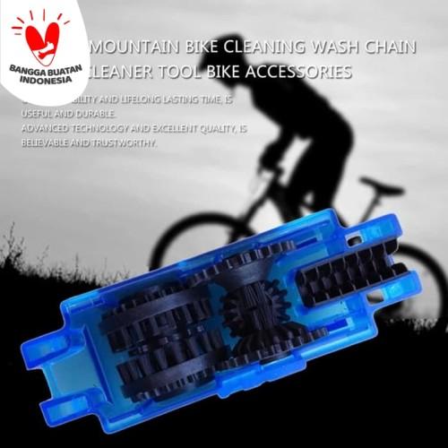 Foto Produk Sikat Pembersih Rantai Sepeda dari Uwo Sports