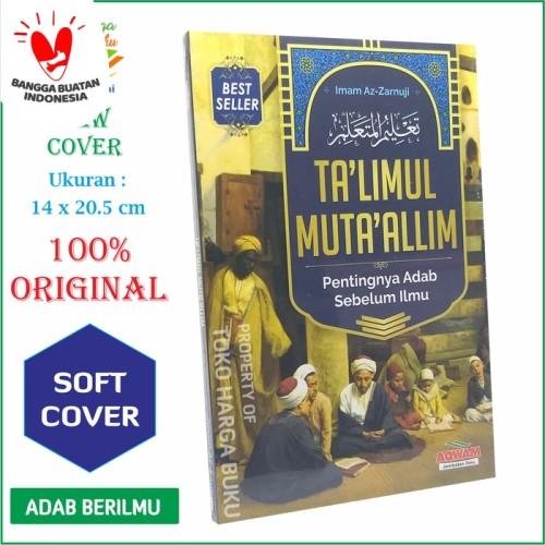 Foto Produk Ta'limul Muta'allim - Talim Al Mutaallim Pentingnya Adab Sebelum Ilmu dari Toko Harga Buku