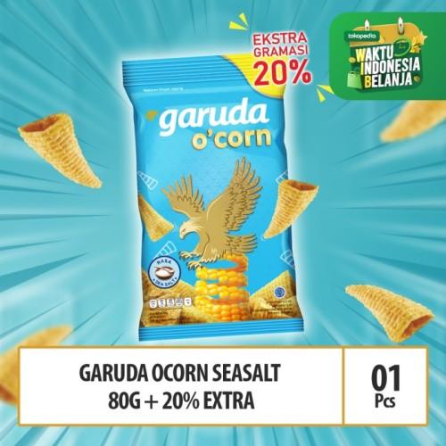 Foto Produk Garuda Ocorn Sea Salt dari GarudaFood