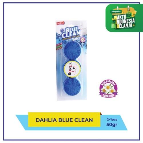 Foto Produk Dahlia Blue Clean Pembersih Kloset Bagus Closet Cleaner Sibiru 2+1pcs dari United Cleaning Official