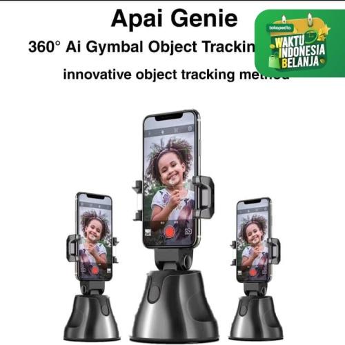 Foto Produk Apai Genie 360° Ai Gymbal Object Smart Tracking Holder For Smartphone dari Mix acc88