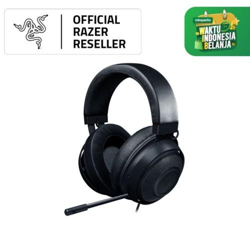 Foto Produk Razer Kraken X - Multi Platform Black Gaming Headset dari Razer Store