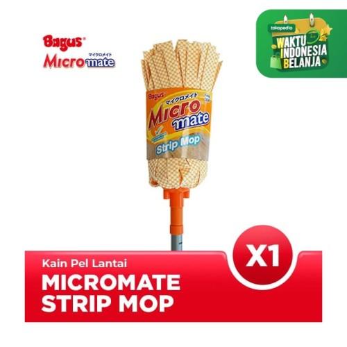 Foto Produk Bagus Micromate Strip Mop Set dari Bagus Official Store