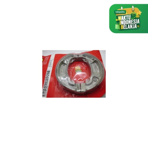 Foto Produk Kampas Rem Belakang Vario Techno 125 PGM-Fi/Beat/Vario Orisinil Honda dari Lestari Motor 2