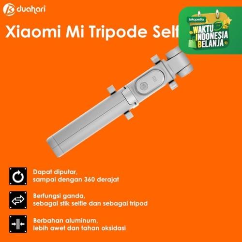 Foto Produk XIAOMI Selfie Stick Tripod Bluetooth Shutter Tongsis Wireless Remote dari Dua Hari Jakarta