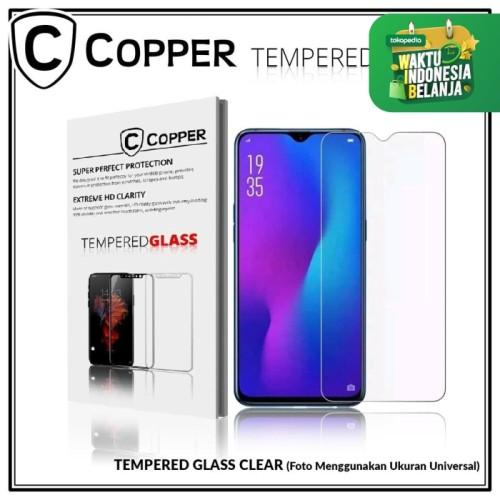 Foto Produk Samsung A6 2018 - COPPER TEMPERED GLASS FULL CLEAR dari Copper Indonesia