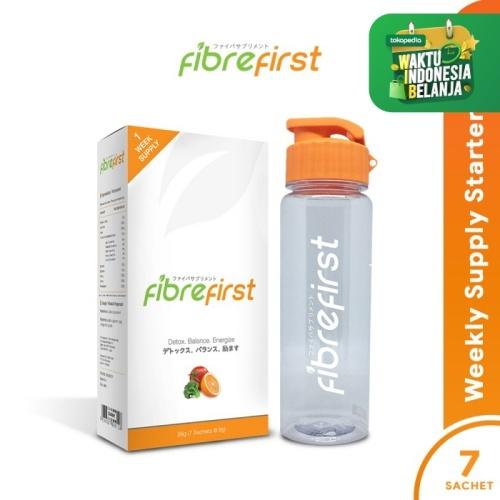 Foto Produk FibreFirst Weekly Supply Starter Pack dari FibreFirst Official