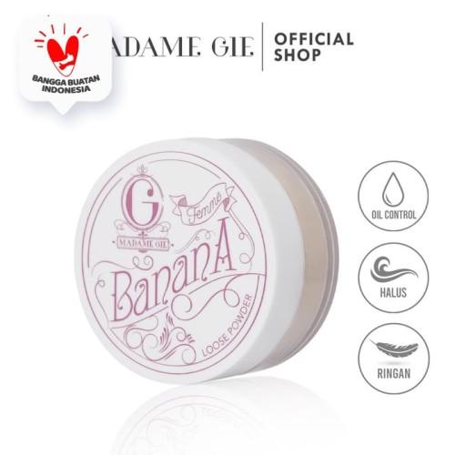 Foto Produk Madame Gie Femme Banana Loose Powder - Empat dari Madame Gie Official
