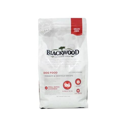Foto Produk blackwood 2.2 kg all life stages turkey and lentils recipe dari F.J. Pet Shop