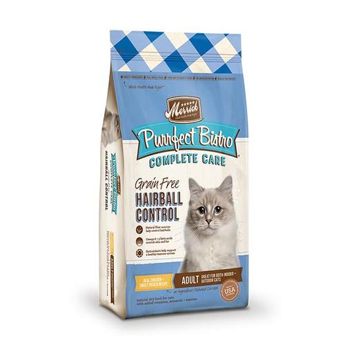 Foto Produk merrick purrfect bistro 1.8 kg cat hairball control dari F.J. Pet Shop