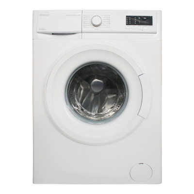 Foto Produk SHARP WASHING MACHINE FRONT LOADING ES-FL1062B dari Candi Elektronik Solo