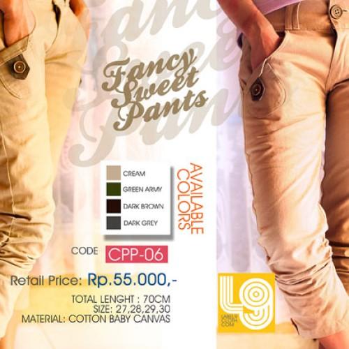 Foto Produk Celana 3/4 model2, Warna coklat,ukuran 27 s/d 29 dari LABEL9 CLOTH