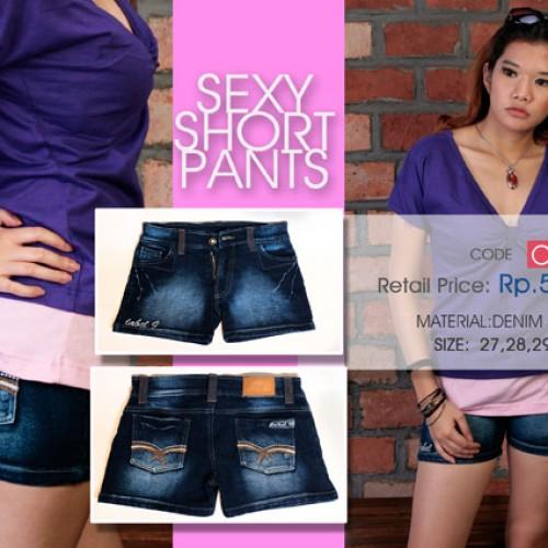 Foto Produk Celan Jean Pendek,Biru belel,ukuran 28 dari LABEL9 CLOTH