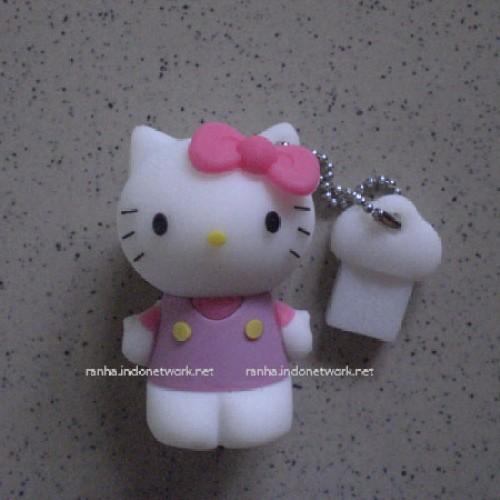 Foto Produk Hello Kitty Flash Disk dari Cuteshoponline