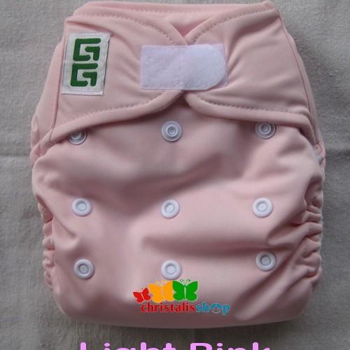 Foto Produk GG Original Cloth Diaper - Light Pink dari CHRISTALIS Shop