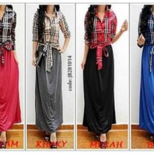Foto Produk JB281014 baju gamis, baju muslim dari nainaushop