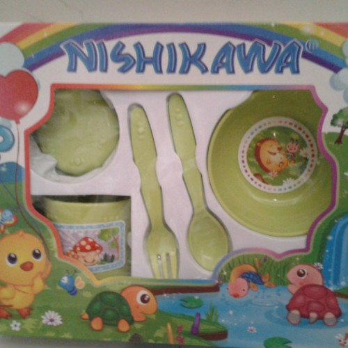 Foto Produk Nishikawa feeding set dari ihgazni online shop