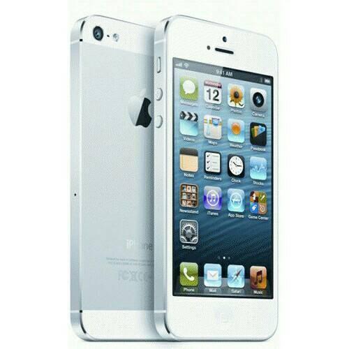 Foto Produk APPLE IPHONE 5 .64 GB ORIGINAL GARANSI 1 TAHUN dari rezekishoop