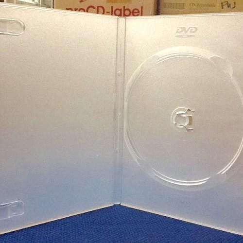 Foto Produk Case DVD GT Pro Single Natural 9mm dari Lotuskom