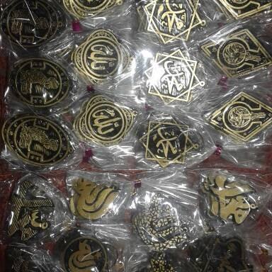 Foto Produk souvenir pernikahan gantungan kunci termurah dari reyhan souvenir
