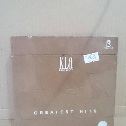 Foto Produk CD ORIGINAL KLA PROJECT - GREATEST HITS BOX SET dari Mstoreindonesia