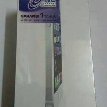 Foto Produk APPLE Iphone 5 64gb ORI Garansi 1th The One Lengkap dari CENTER CELLULAR