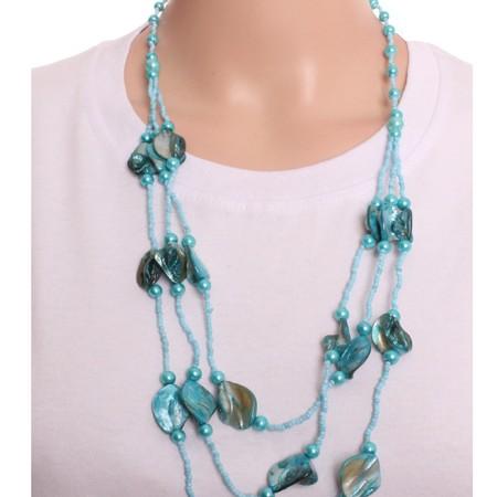 Foto Produk Kalung Ronce Payet dari Jogja Batik