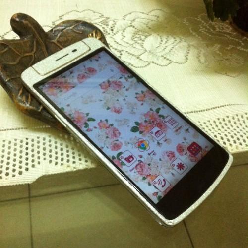 Foto Produk Oppo N1 mini white full set dari all u need here