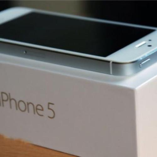 Foto Produk APPLE IPHONE 5 / 5G 64GB ORIGINAL BERGARANSI dari Maya Grosir Gadget Shop
