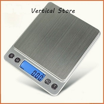 Foto Produk Timbangan Digital Mini Multifungsi Bestbuy 500gr 0.01gr dari Vertical Store