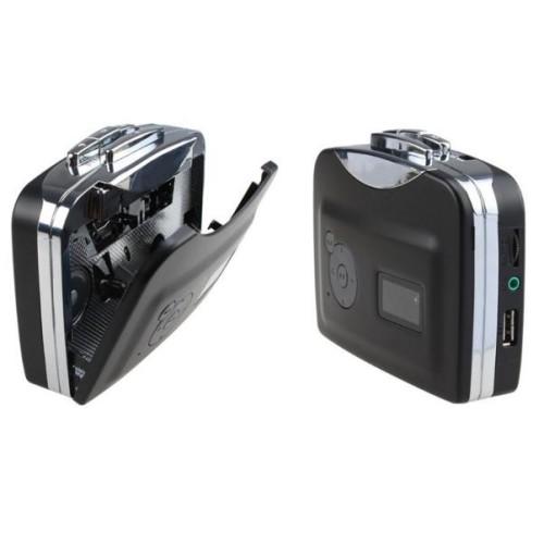 Foto Produk EZCAP 230 CONVERTER KASET JADI FILE MP3 LANGSUNG KE USB dari tokosigma