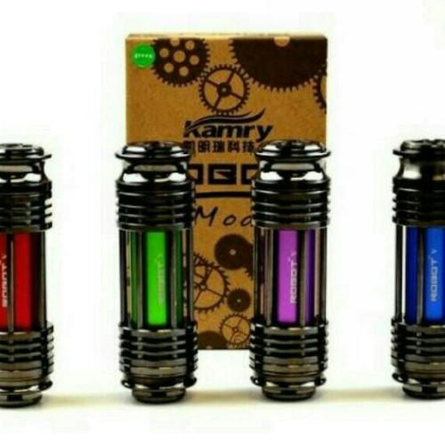 Foto Produk kamry robot 5 /robot v mechanical mod full set atomizer dari Gifar berkah