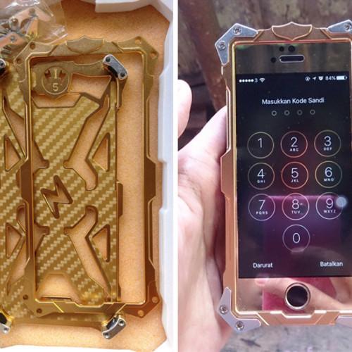 Foto Produk IPHONE 5 32gb  ex japan Lecet pemakaian dari accesoris handphone