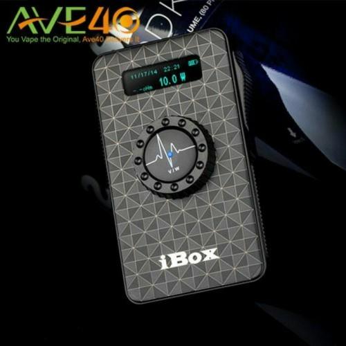Foto Produk I box 1500 mAH variable voltage & Wattage battery-sub ohm (black) ori dari Gifar berkah