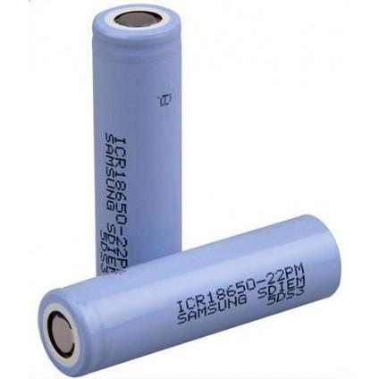 Foto Produk Samsung ICR18650-22P Lithium Ion Battery / Baterai 18650 3.7V 2200mAh dari Buka Lapakpedia
