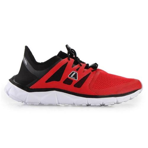 Foto Produk Sepatu League Kumo Racer Red Black Men Pria Original dari Modsos