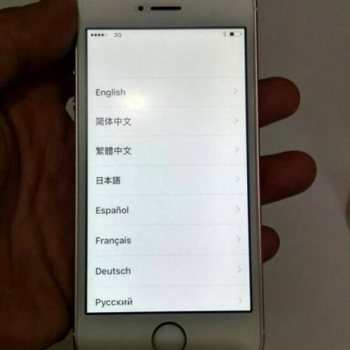 Jual Iphone Se 64gb Rosegold Lock Icloud Lost Mode Kota Jambi Nonpalkor Tokopedia