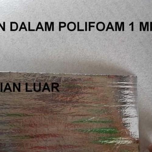 Foto Produk Alumunium Foil (100 cm x 100 meter) Baru | Perlengkapan / Peralatan dari Claudia Krystina