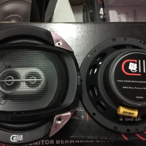 "Foto Produk COAXIAL CELLO 6"" SUPER SOUND QUALITY dari DUTA AUDIO"