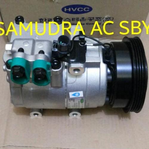 Jual Compresor Kompresor Ac Mobil Hyundai Avega Merk Hcc Asli New Baru Kota Surabaya Samudra Ac Mobil Tokopedia