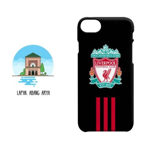 Jual Custom Case Iphone 7 Plus Liverpool Fc Black Cover Hardcase Casing Jakarta Belanja Yuk Tokopedia