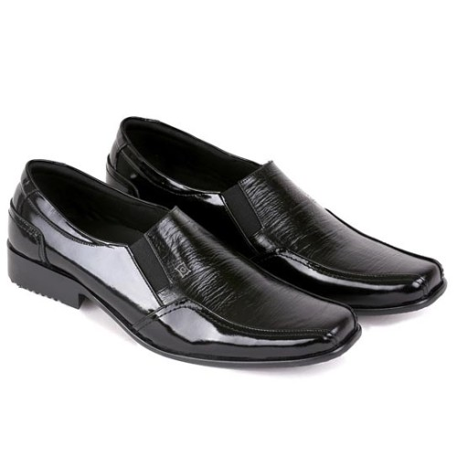 Foto Produk sepatu pantofel pria KULIT ASLI PREMIUM/sepatu kerja pesta formal pria dari yughaShop